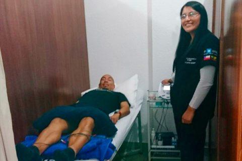 electroterapia, fisomejorar ciudad de Sangolquí